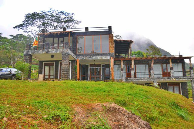 Front View - Knuckles Holiday Bungalow - Kandy - rentals