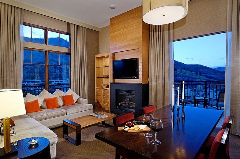 Living Room - Mountain Vista - Snowmass Village - rentals