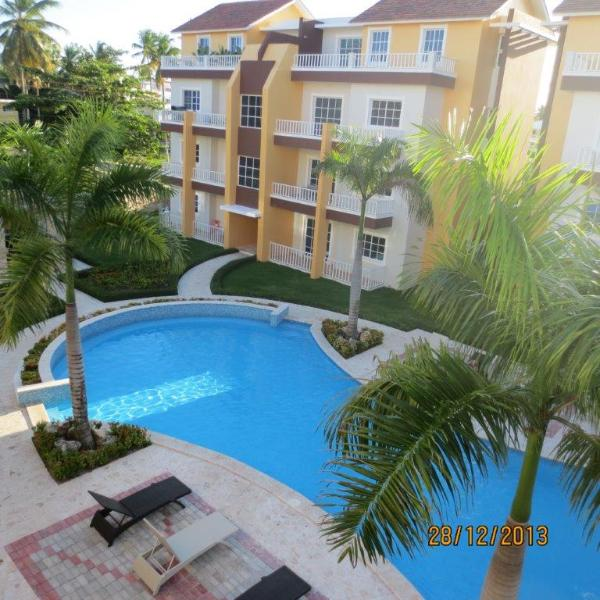 Luxury 1700sqf penthouse. Walk to the beach. - Image 1 - Bavaro - rentals