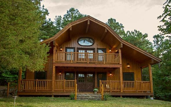 Cinnamon Valley - 'The Barn' - Image 1 - Eureka Springs - rentals
