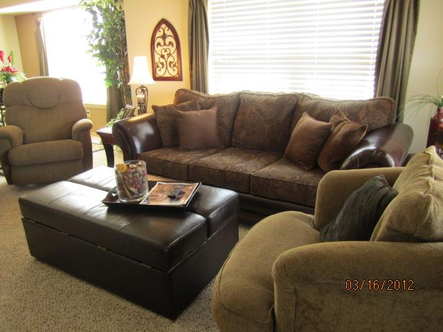 living room - Stonebridge Resort Condo in Branson - Branson - rentals