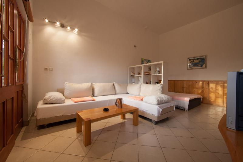 Studio apartment Siloko A1 (2+1) - Apartments Pepe - Komiza - rentals