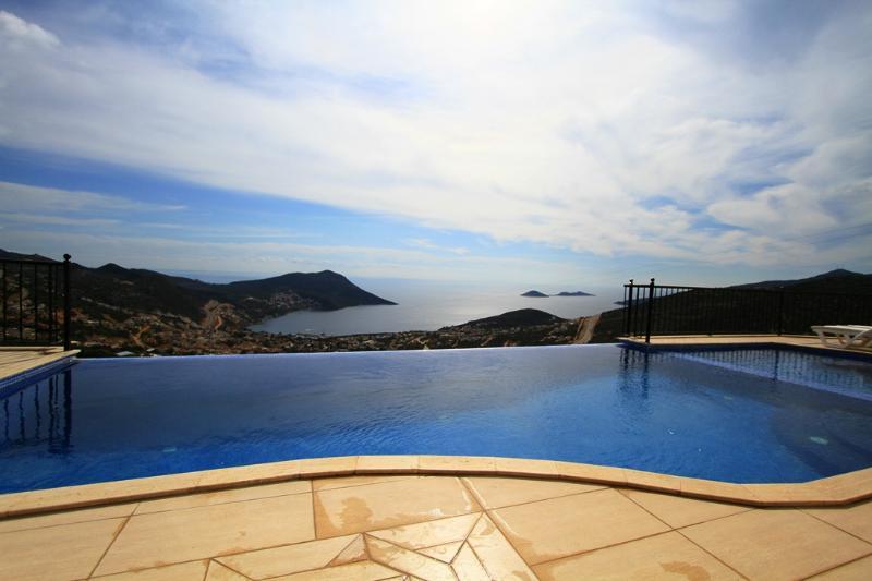 4 Bedroom Seaview Villa in Kalkan (FREE CAR OR TRANSFER) - Image 1 - Kalkan - rentals