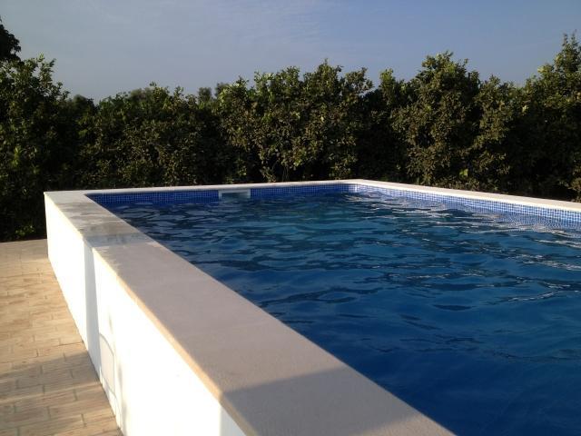 pool - Cottage with pool - Tavira - rentals