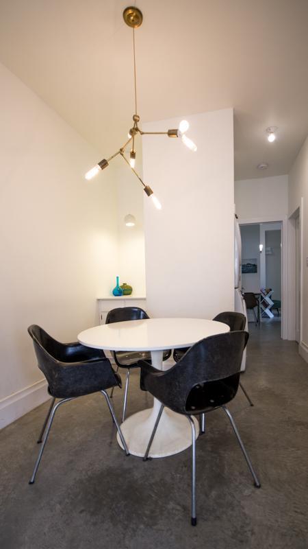 Dining room - DESIGNER ARTIST LOFT NR FRENCH QUARTER & FRENCHMEN - New Orleans - rentals