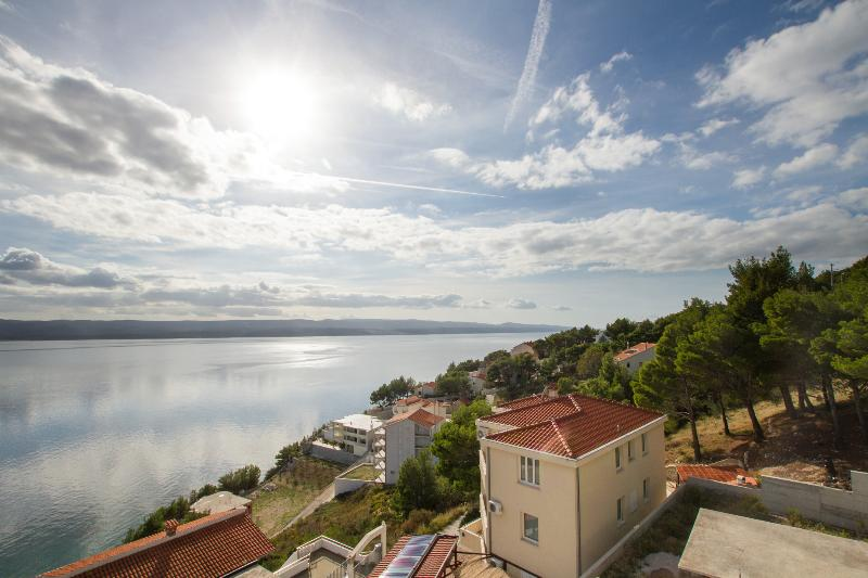 HIPPOCAMPUS- SEA VIEW FROM TERRACE - HIPPOCAMPUS - MARUSICI- WOW SEA VIEW!! - Mimice - rentals