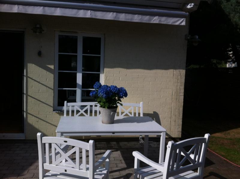 Outdoor - Very central located semi detatched house in Falsterbo - Falsterbo - rentals