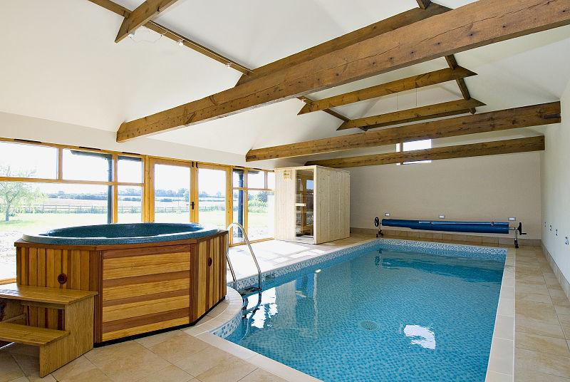 Owl Cottage - pool room with hot tub and sauna - HOLIDAY COTTAGE,4 guests,with Pool,Hot Tub,Sauna - East Barkwith - rentals