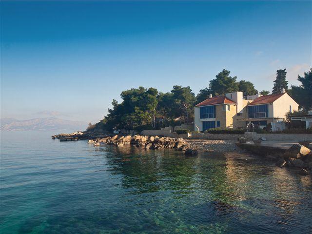 Villa Rosemary next to the sea - Image 1 - Supetar - rentals