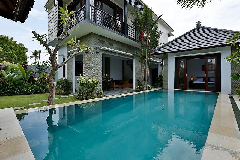 The Villa View - Tropical Borneo Villa Canggu- Bali. - Canggu - rentals