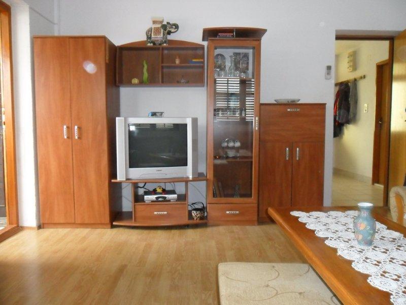 Living Room - Mlakic Apartment A (2+2) - Trogir - rentals
