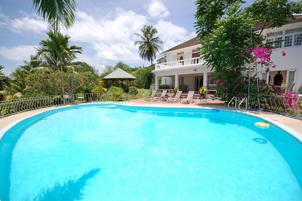Garden House - Garden House Villa overlooking Caribbean Sea - Ocho Rios - rentals