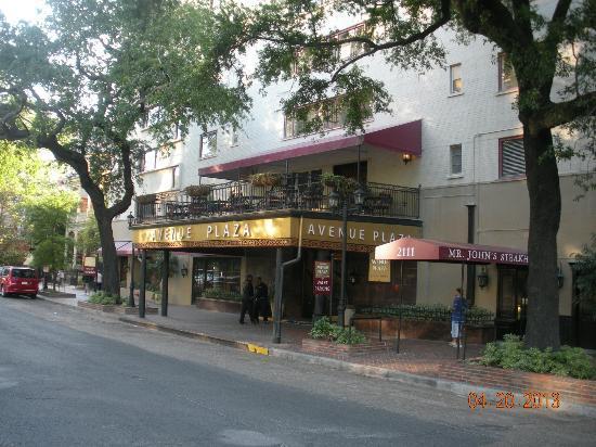 Wyndham Avenue Plaza - Garden District on St Charles Streetcar route - New Orleans - rentals