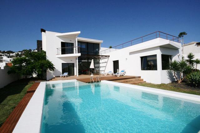 Pool - Exclusive Villa El Erizo in Nazaret - Teguise - rentals