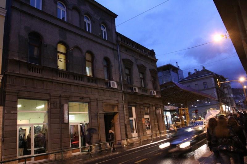 Exterier - New Age Markale no.2 - Sarajevo - rentals