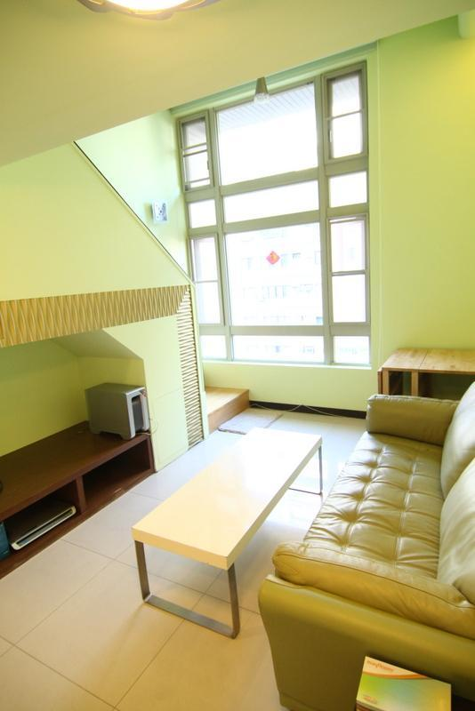 Loft w/ huge window near MRT + 101 - Loft w/ huge window near MRT + 101 - Taipei - rentals