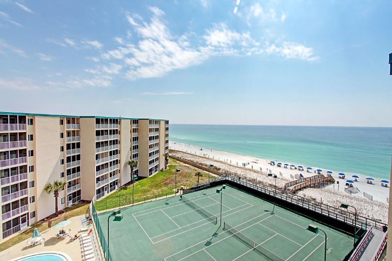 Hol. Surf & Racquet Club 707-AVAIL 8/21-8/28* Buy3Get1Free8/1-10/31* 7th Fl Gulf Views - Image 1 - Destin - rentals