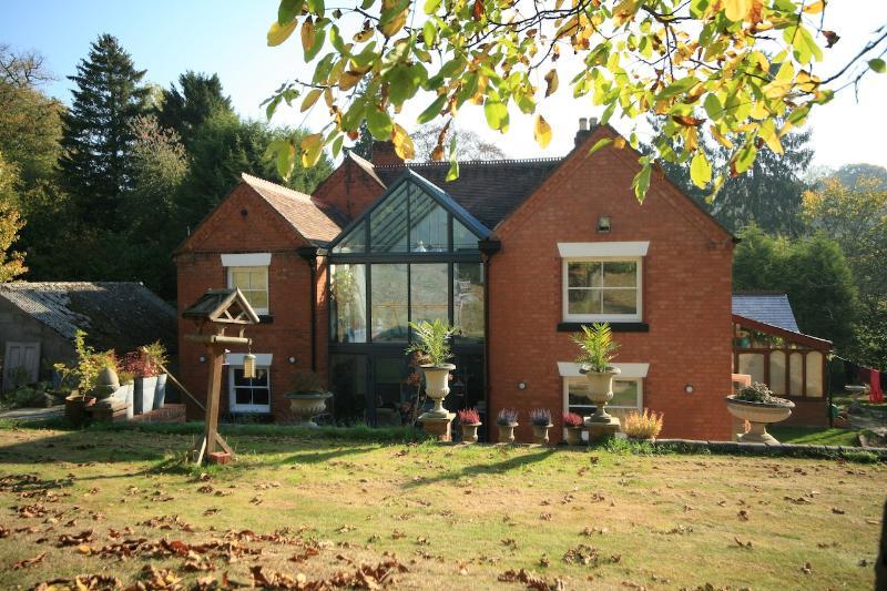 The Atrium - The Atrium - Elegant living in Shropshire - Much Wenlock - rentals