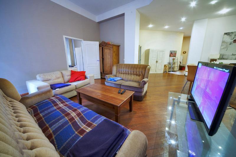 Livingroom - RentApart OldTown Apartments - Riga - rentals