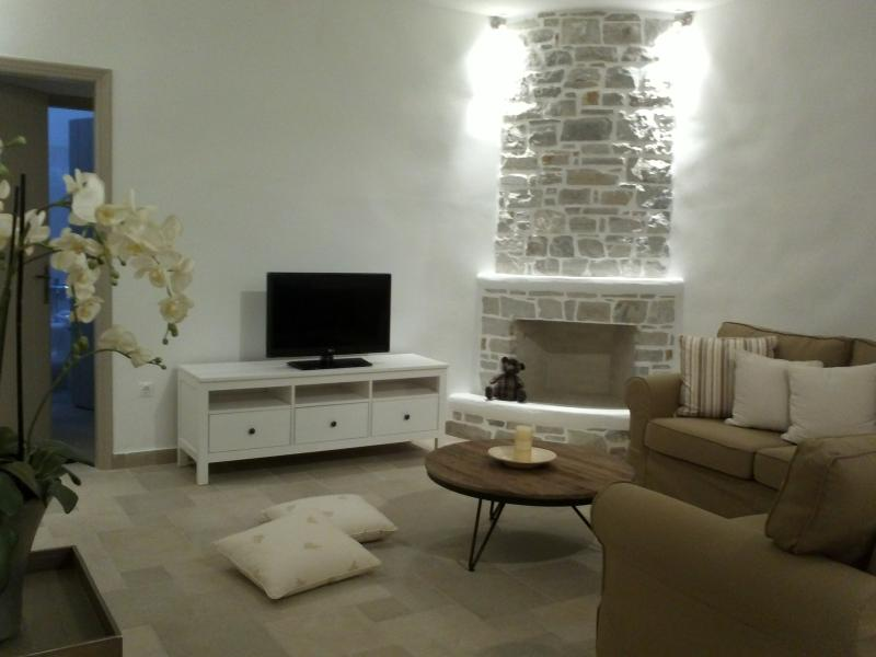 Aliki Villa on Paros - near beach - Image 1 - Antiparos Town - rentals