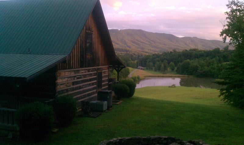Misty Meadow Farm & Cabin Vacation&Wedding Venue - Image 1 - Maryville - rentals
