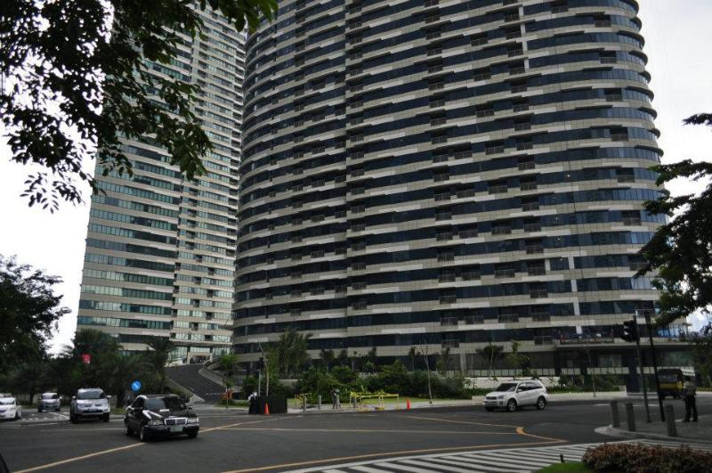The Building - One Rockwell West Tower - Makati Condo For Rent-Rockwell - Makati - rentals