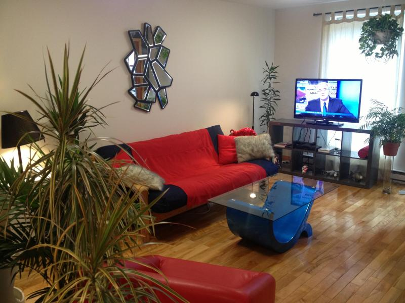 Modern Charming Plateau 1 BR Apartment - Image 1 - Montreal - rentals