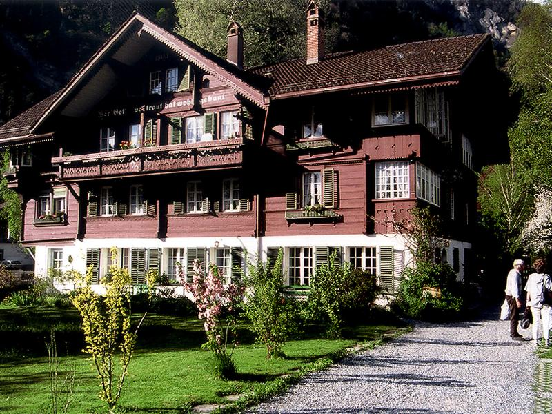 CityChalet historic - CityChalet historic - Interlaken - rentals