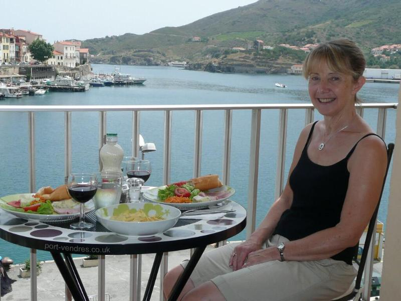 Balcony view - Studio with a View! - Port-Vendres - rentals