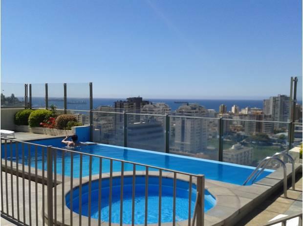 Downtown Viña Apt. 15 min walk from beaches restau - Image 1 - Vina del Mar - rentals