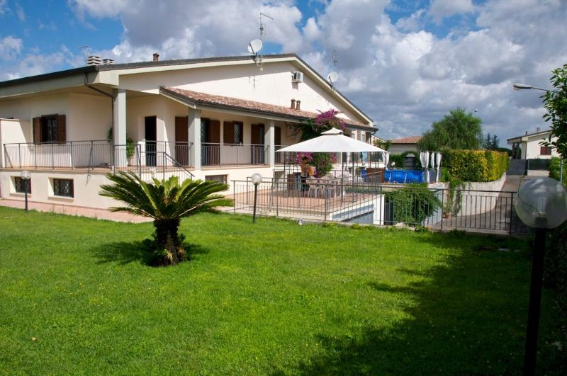 the house - villa lauretana for families  and friends - Rome - rentals