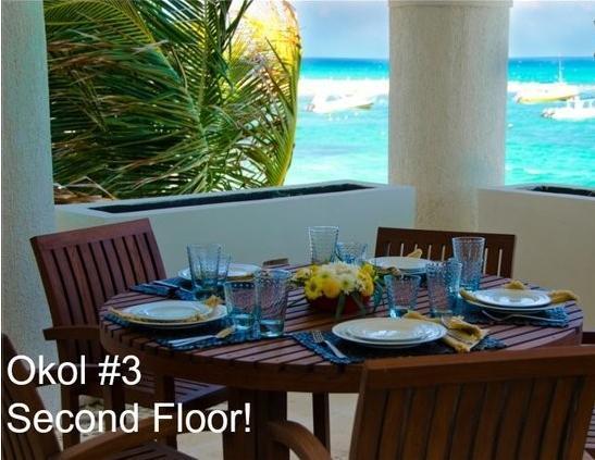 3 BDRM FANTASTIC VIEW, BEACH FRONT, 7th NT FREE! - Image 1 - Playa del Carmen - rentals