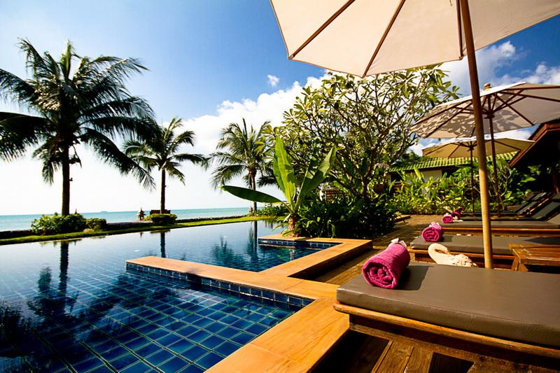 Beachfront - Baan Phulay Luxury Beachfront Villa - Koh Samui - rentals