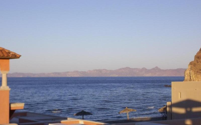 View from the House Tower - 3 Bedroom Villa - steps from the Sea of Cortez. - Loreto - rentals