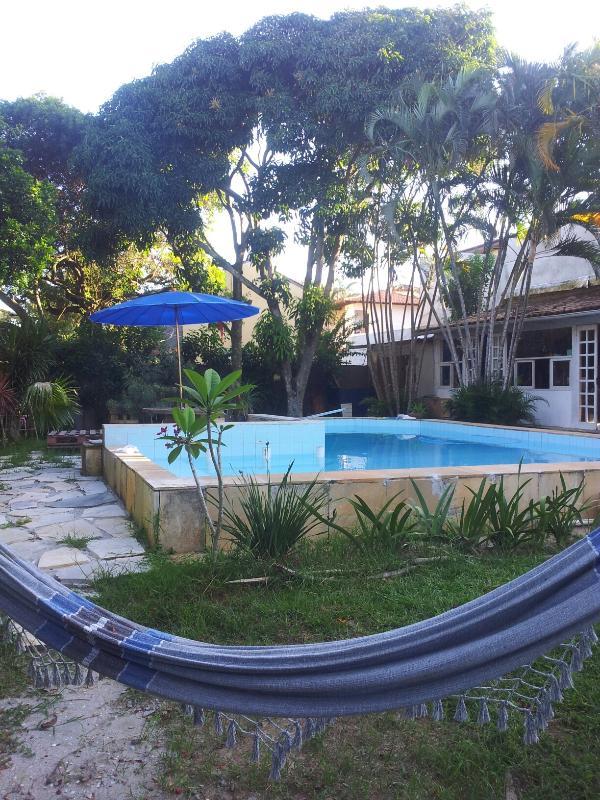 house in the hart of Buzios 2 mim rua das pedras and beach. - Image 1 - Armacao Dos Buzios - rentals