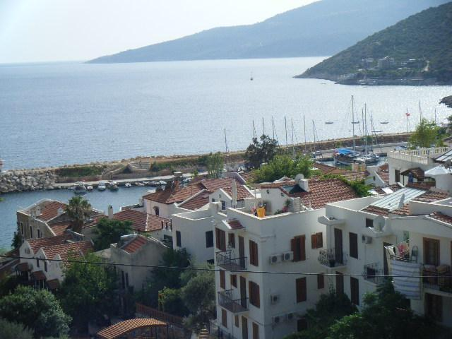 Stunning view from villa of harbour and village centre - Central location, 100 mtrs from beach, restaurants and village centre - Kalkan - rentals