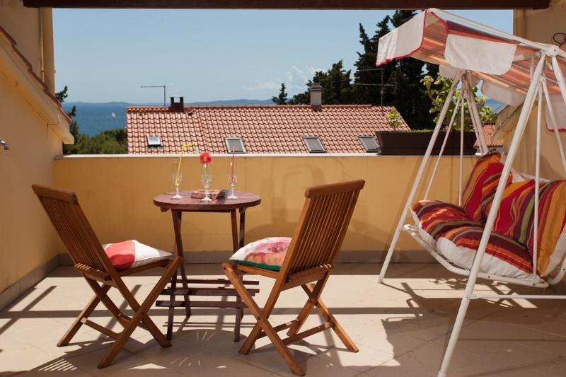 terrace - APP SPLIT-near beach, comfortable - Split - rentals