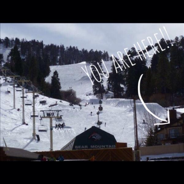 Bear mountain resort - Ski in ski out resort condo bear mountain - Big Bear Lake - rentals