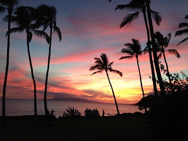 Sunset - Walk to Kamaole Beach I-Maui Vista 2120 - Kihei - rentals