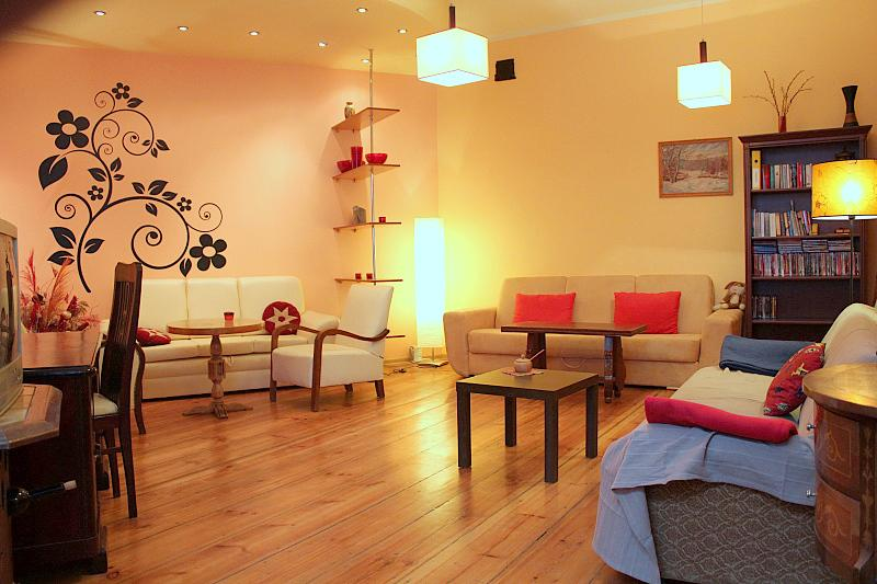 STYLISH CENTER Apartment - Image 1 - Poznan - rentals