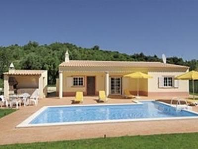2 bedroom villa with air conditioning and private swimming pool and garden - Casa Pacifica - 2 bed villa with pool near Silves - Silves - rentals