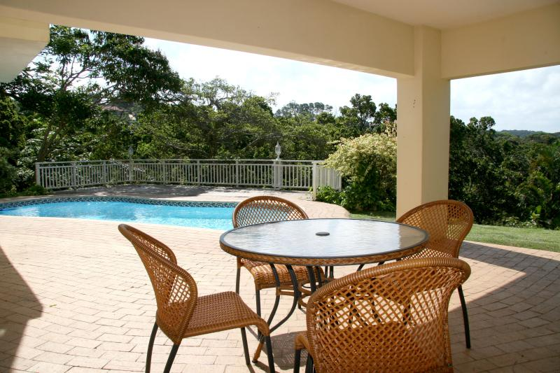 Swimming Pool area - 25SOUTHBROOM EASY REACH OF GOLF, 2 MIN DRIVE BEACH - Southbroom - rentals