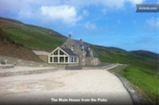 Luxurious Cliffside Cottage - Image 1 - Dunfanaghy - rentals