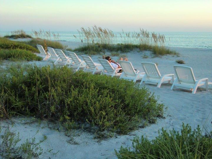 Peace - Beachfront Unit 4, Cozy Getaway for two - Longboat Key - rentals