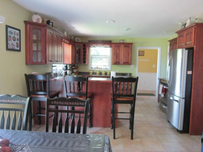 Totally renovated modern kitchen - summer in beautiful PEI! - Cornwall - rentals
