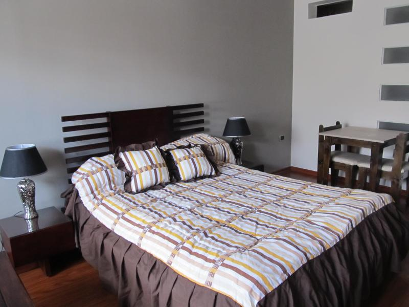 Spacious room, double bed, ground floor - Cozy Studio #1, minutes from HISTORICAL CENTER - Cuenca - rentals
