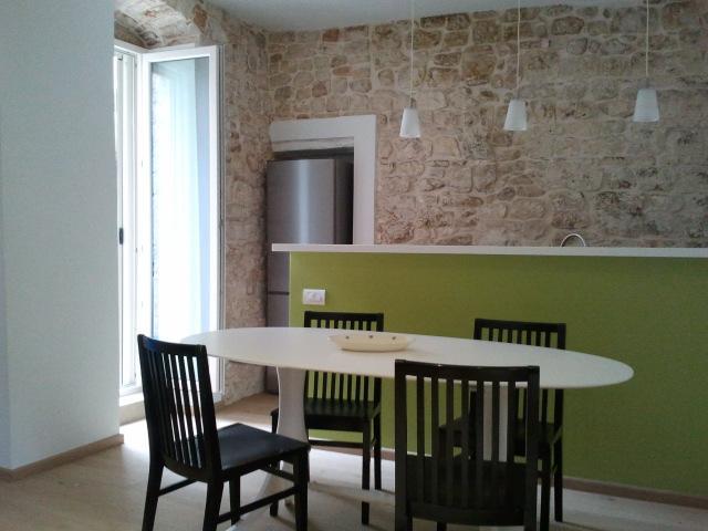 LIVING ROOM - LANOVA- Lovely stone house in the medieval village - Conversano - rentals