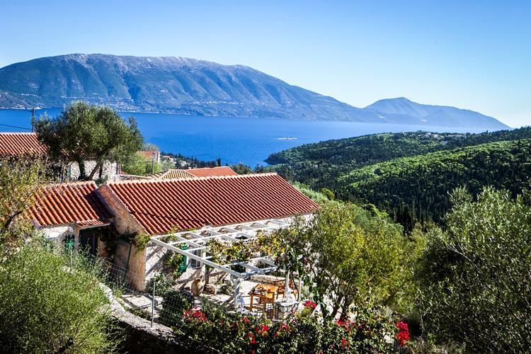 Fiskardo Olive Cottage - Fiskardo Olive Cottage - Fiscardo - rentals
