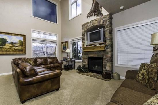Snowbasin View Condo | Luxury 3 Bedroom | Lakeside Unit 38 - Image 1 - Huntsville - rentals