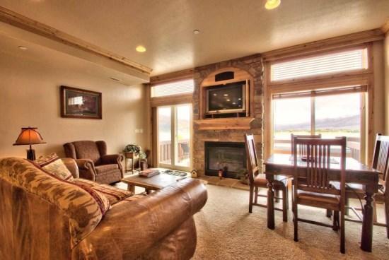 Lake Front Huntsville Condo | Luxury 2 Bedroom | Lakeside Unit 56 - Image 1 - Huntsville - rentals
